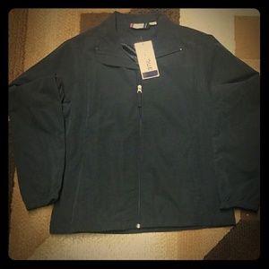 Clique Ladies Full Zip Jacket Windbreaker Black